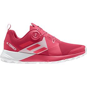 adidas TERREX Two Boa Buty do biegania Kobiety różowy